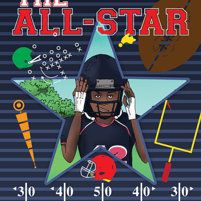 The All-Star by Chaundra Scott