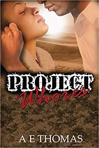 Project Whores by AE Thomas 978-1947136663