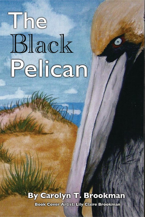 The Black Pelican by Carolyn T Brookman 978-0692240120