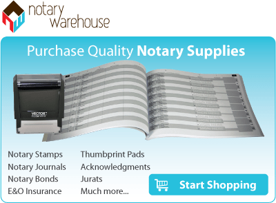 Notary Public Supplies - All 50 States