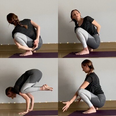 Fancy Flow - 09 - Malasana