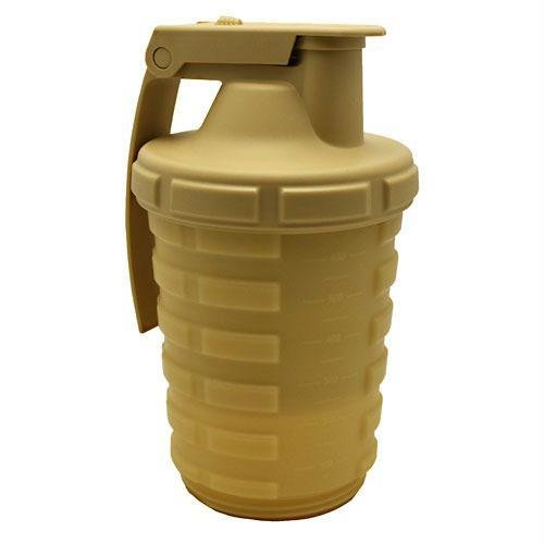 Grenade Grenade Shaker Cup Gun Metal Grey