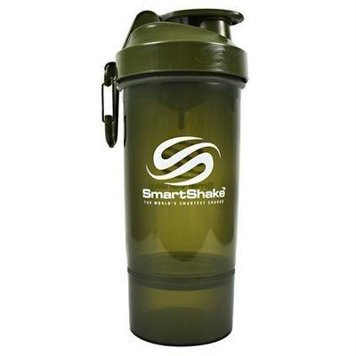 Smart Shake Original2go One Shaker Cup Army Green