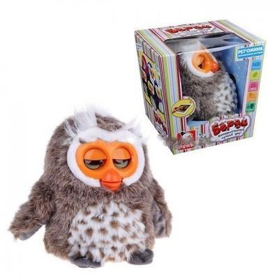 Интерактивная игрушка Совенок Берди. Арт S + S Toys 80585