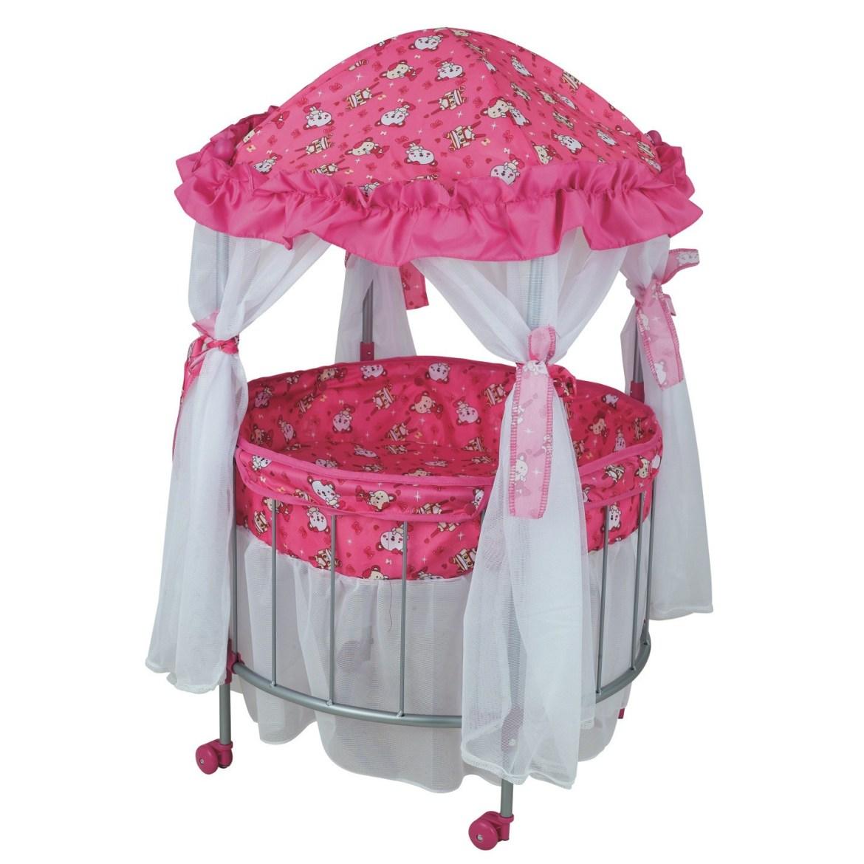 Кровать-манеж для кукол Buggy Boom Loona Melobo 8074