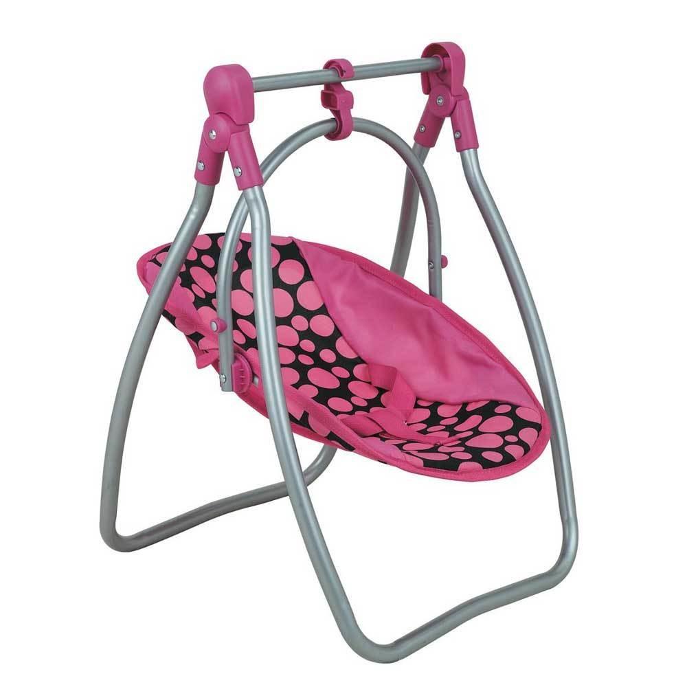 Стул качалка трансформер детский для кукол Buggy Boom Loona Melobo 8778