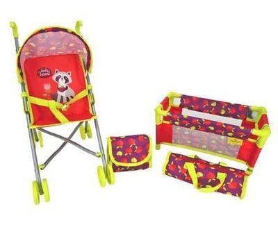 Набор детский для девочек Delux 3в 1 Mary Poppins 67339