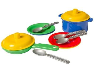 Набор игрушечной посуды Маринка 2  ТехноК 0694