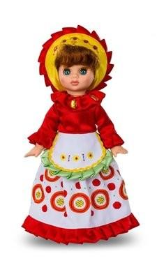 Кукла Эля Дымковская барыня 31 см. ВЕСНА В2640