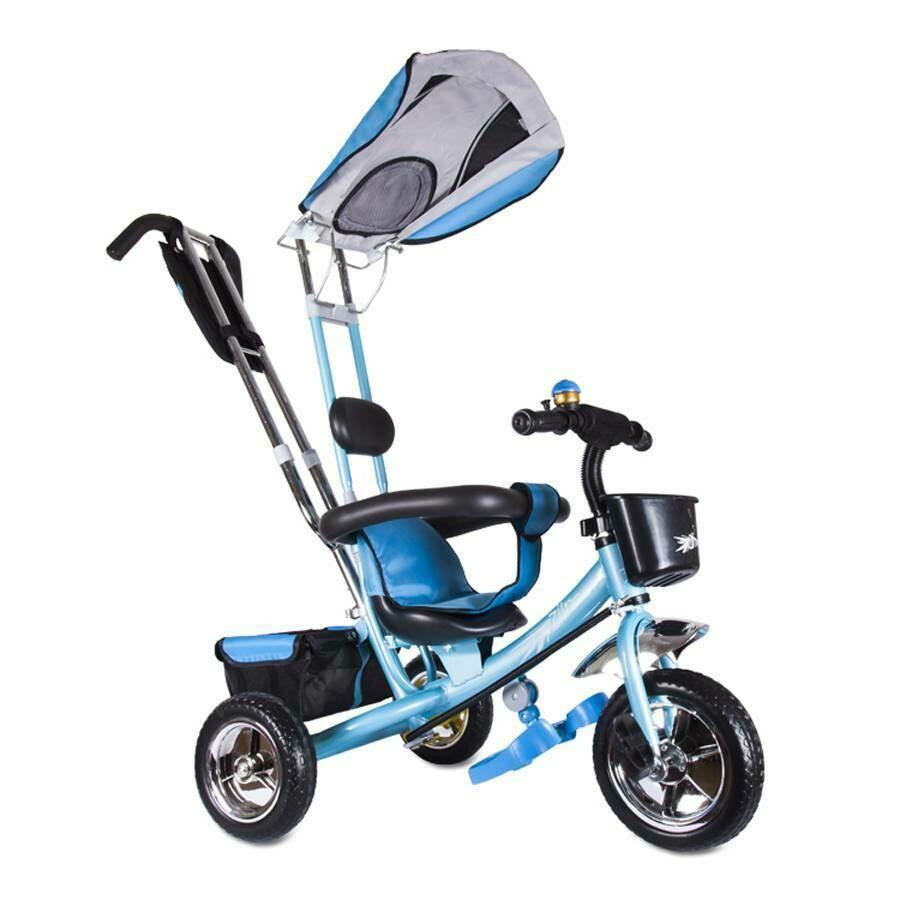 Трехколесный велосипед Zilmer Бронз Люкс ZIL1808-011