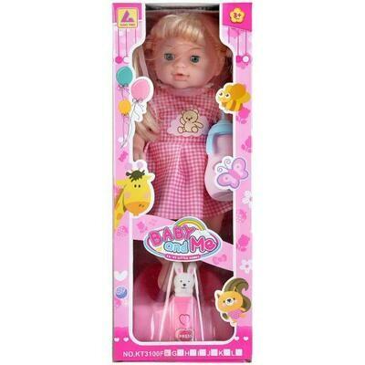 Кукла с горшком с бутылочкой, одежда в ассортименте b1739433