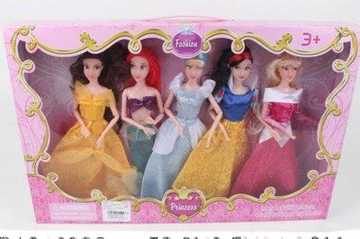 Куклы 5в1 M9325M