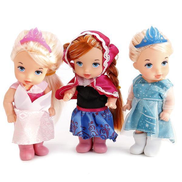 Кукла 11 см. в ассортименте B1615670