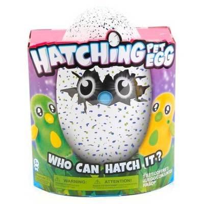 Игрушка в яйце Hatching Pet Egg Spin Master hg-706