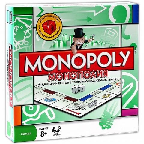 Игра настольная Монополия 6123 6123
