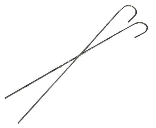 """MTL4000 - 12"""" Metal Anchor Hook 100 pcs per pack $15.95 each MTL4000"""