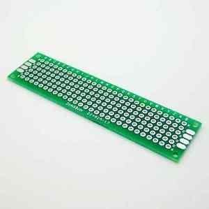 Placa PCB prototipare fata dubla diferite marimi