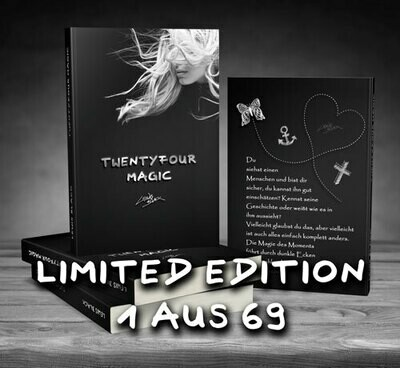 Buch Twentyfour Magic- Limited Edition 1 aus 69