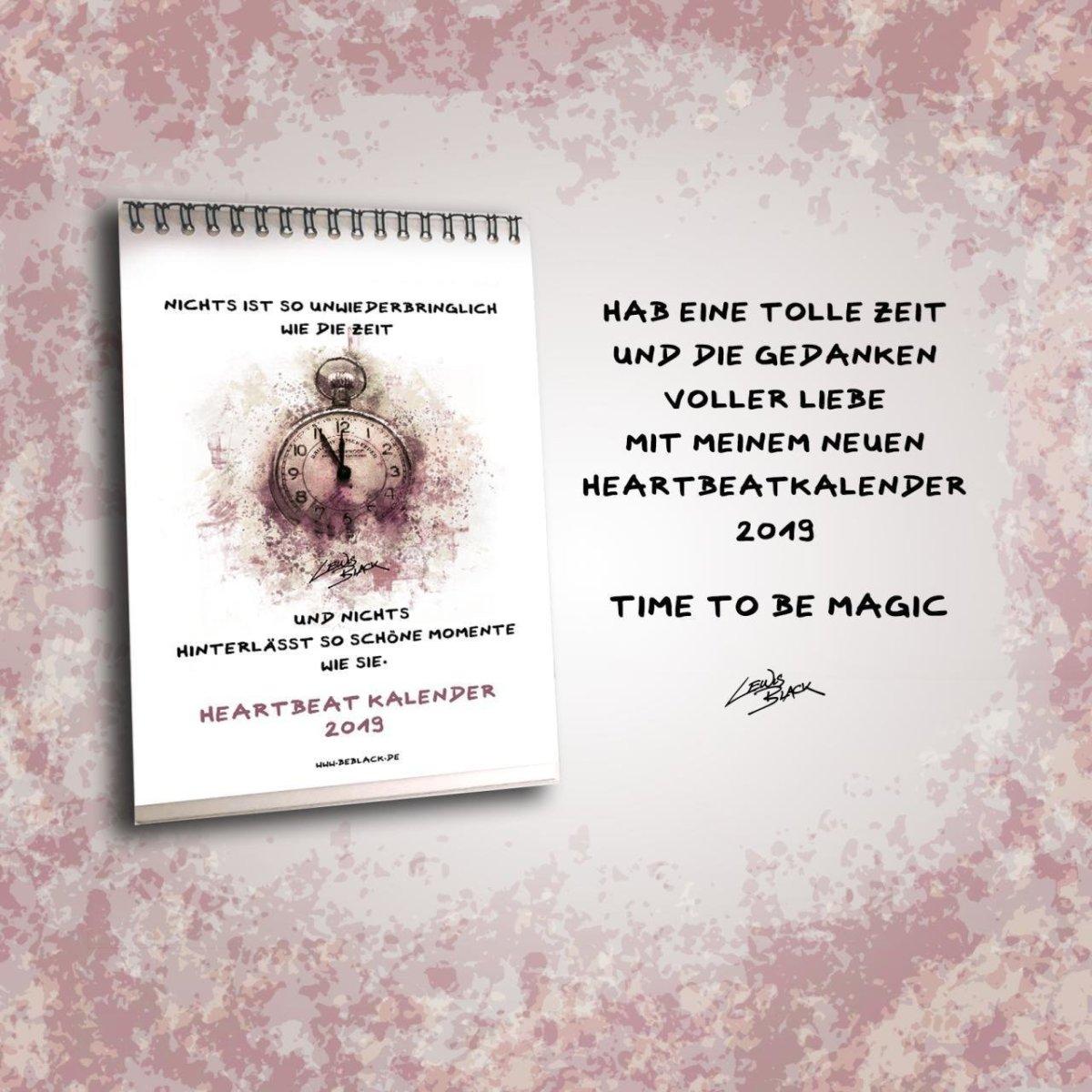 Heartbeat-Kalender 2019