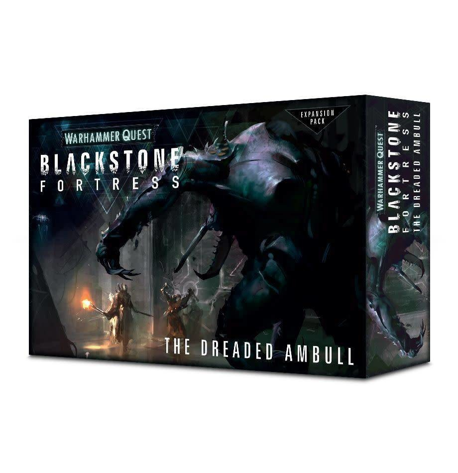 B/STONE FORTRESS: THE DREADED AMBULL ENG