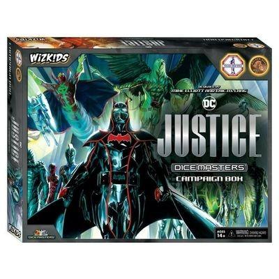 Dice Masters Justice Campaign Box