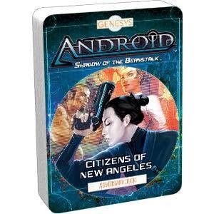 Genesys RPG Adversary Deck Citizens Of New Angeles