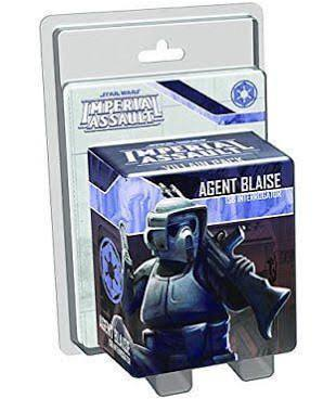 Star Wars Imperial Assault Agent Blaise EF14TDK1Y6B7R