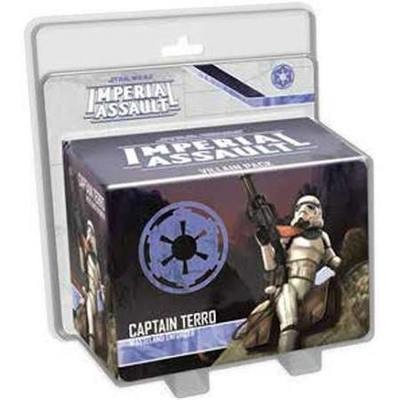 Star Wars Imperial Assault Captain Terro