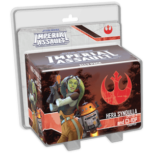 Star Wars Imperial Assault Hera Syndulla And C1-10P 7EJYCCG938MRG
