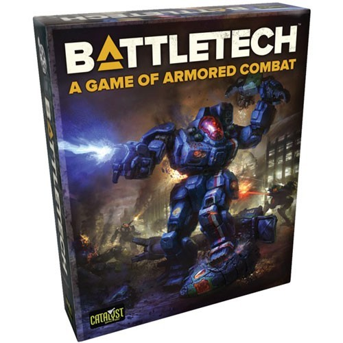 Battletech The Game Of Armored Combat MAEH7AQK1MG0P