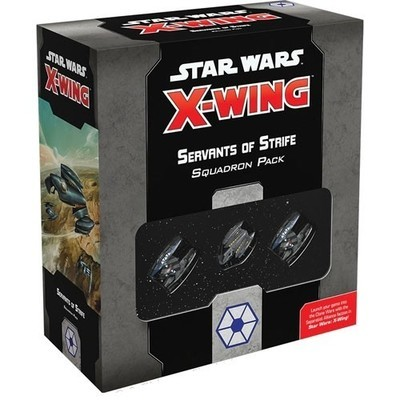 X-wing Servants Of Strife Squadron Pack
