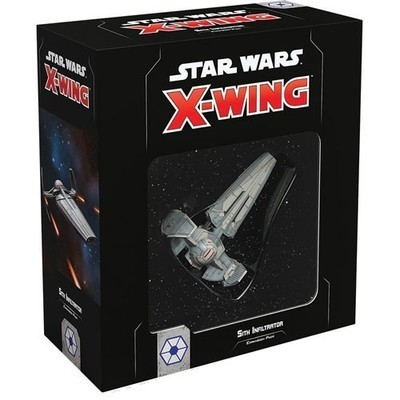 X-wing Sith Infiltrator