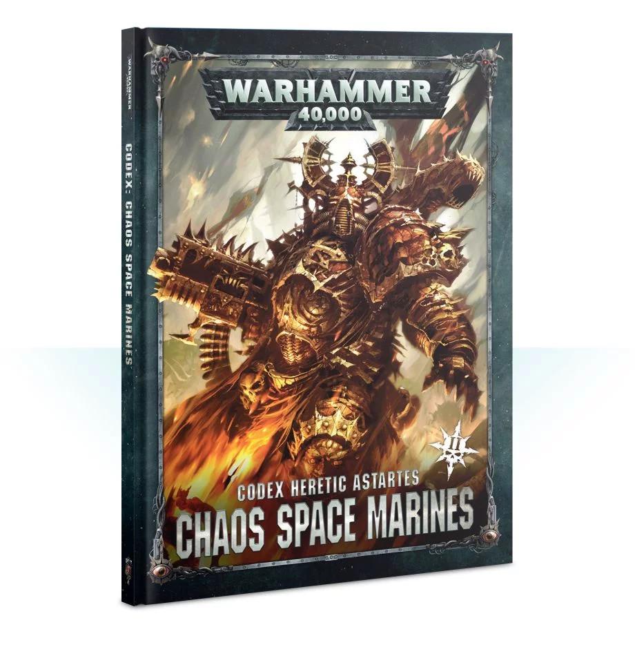 CODEX: CHAOS SPACE MARINES 2 (ENGLISH)