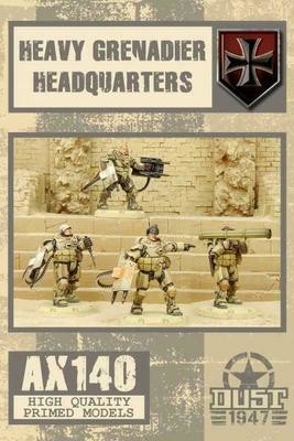 Dust 1947-Heavy Ranger Starter Set