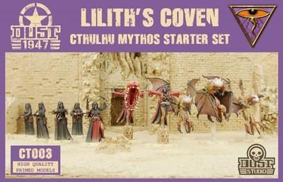 Dust 1947-Mythos Starter Set Lilith's Coven