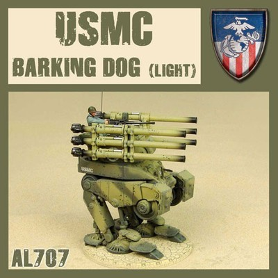 Dust 1947-USMC Barking Dog/Mickey