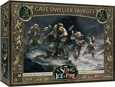 A Song Of Ice And Fire Cave Dweller Savages