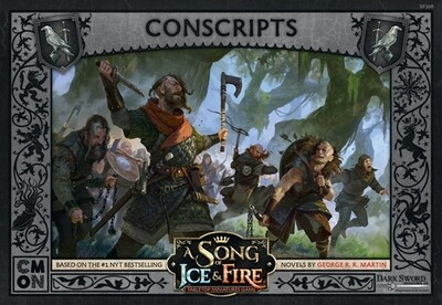 A Song Of Ice And Fire Conscripts