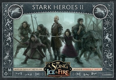 A Song Of Ice And Fire Stark Heroes II