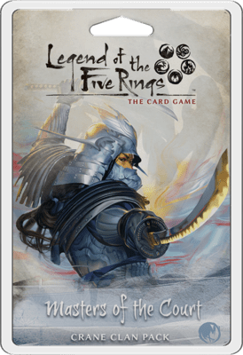 Legend Of The Five Rings Masters Of The Court