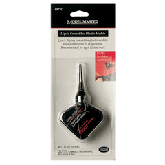 Model Master 1 Fl. oz. Precision Cement (Cd)