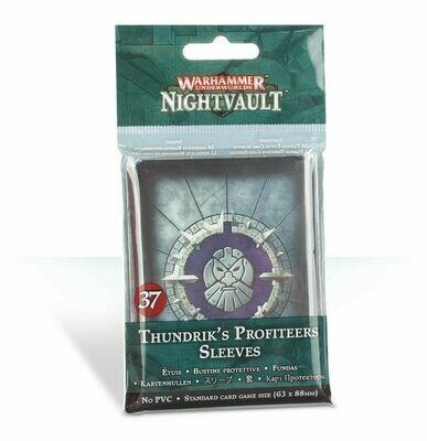 WHU: THUNDRIK'S PROFITEERS SLEEVES