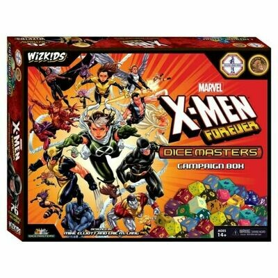 X-men Forever Dice Masters
