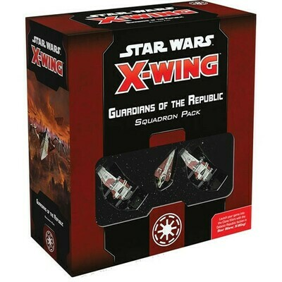 X-wing Guardians Of The Republic Squadron Pack