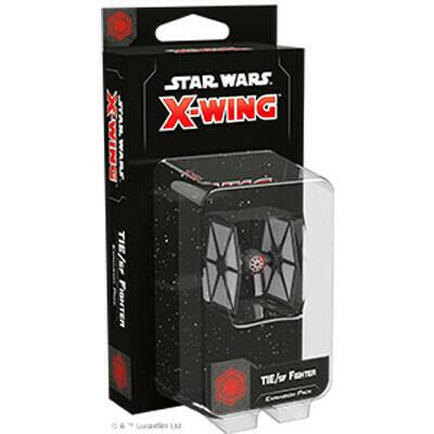 Star Wars X-Wing TIE/sf Fighter