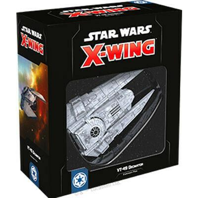 Star Wars X-Wing VT-49 Decimator