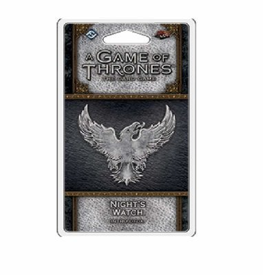 A Game of Thrones LCG (2nd Edition): Night's Watch Intro Deck