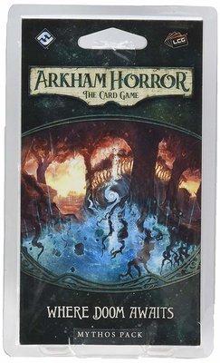Arkham Horror LCG Where Doom Awaits