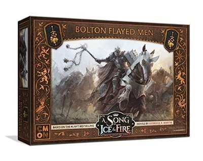 A Song of Ice and Fire Bolton Flayed Unit