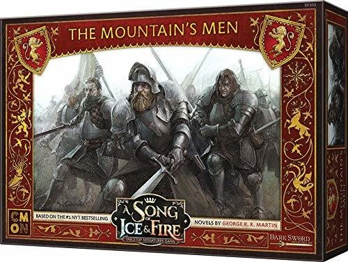 A Song of Ice and Fire  Mountians Men
